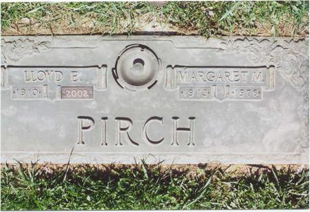 PIRCH, MARGARET M. - Clinton County, Iowa | MARGARET M. PIRCH