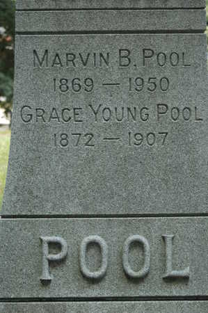 POOL, MARVIN BEMIS - Clinton County, Iowa | MARVIN BEMIS POOL