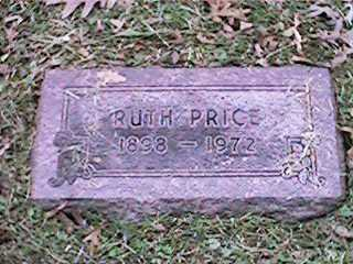 PRICE, RUTH - Clinton County, Iowa | RUTH PRICE