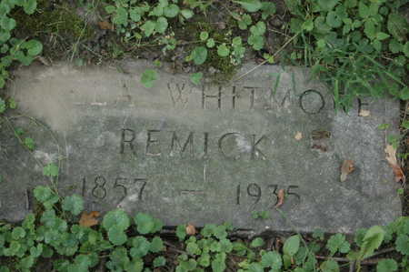WHITMORE REMICK, ELLA - Clinton County, Iowa | ELLA WHITMORE REMICK