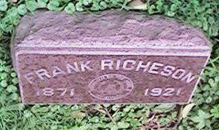 RICHESON, FRANK - Clinton County, Iowa | FRANK RICHESON