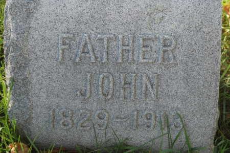 ROEH, JOHN - Clinton County, Iowa | JOHN ROEH