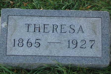 ROEH, THERESA - Clinton County, Iowa | THERESA ROEH
