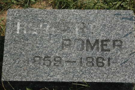 ROMER, HOMER - Clinton County, Iowa | HOMER ROMER