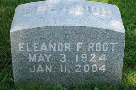 ROOT, ELEANOR F. - Clinton County, Iowa | ELEANOR F. ROOT