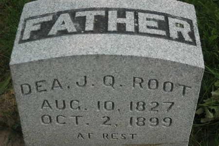 ROOT, J.Q. - Clinton County, Iowa | J.Q. ROOT