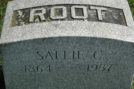 ROOT, SALLIE C. - Clinton County, Iowa | SALLIE C. ROOT