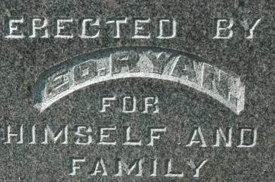 RYAN, ED - Clinton County, Iowa   ED RYAN