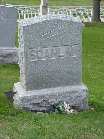 SCANLAN, ALICE E. - Clinton County, Iowa | ALICE E. SCANLAN