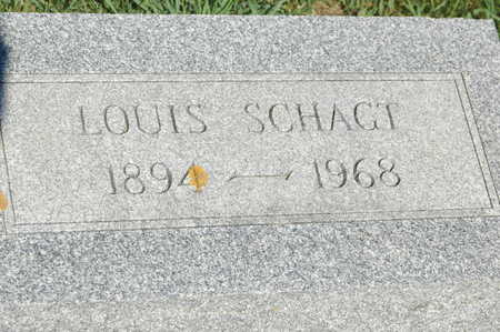 SCHAGT, LOUIS - Clinton County, Iowa | LOUIS SCHAGT