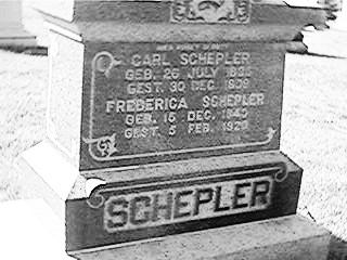 SCHEPLER, CARL - Clinton County, Iowa | CARL SCHEPLER