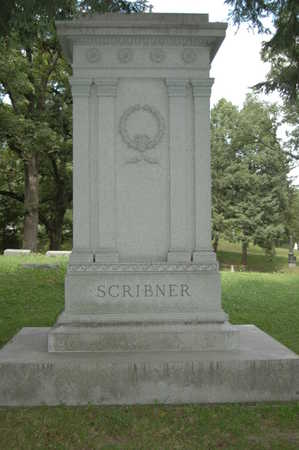 SCHRIBNER, MONUMENT - Clinton County, Iowa | MONUMENT SCHRIBNER