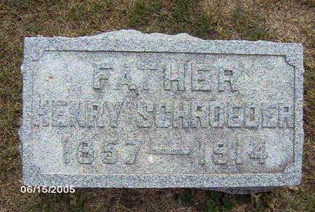 SCHROEDER, HENRY - Clinton County, Iowa | HENRY SCHROEDER