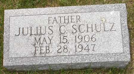 SCHULZ, JULIUS C. - Clinton County, Iowa | JULIUS C. SCHULZ