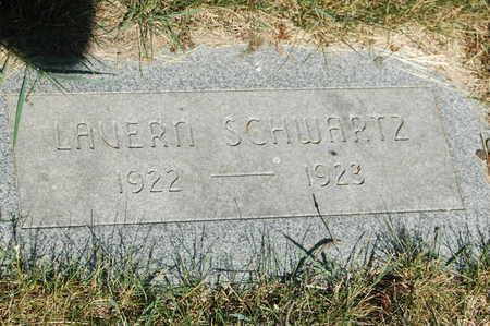 SCHWARTZ, LAVERN - Clinton County, Iowa | LAVERN SCHWARTZ