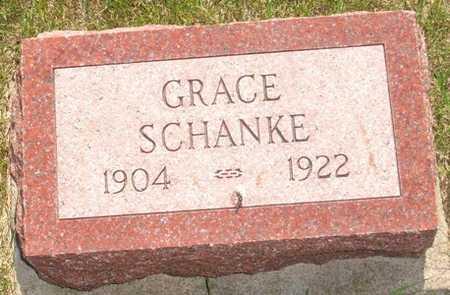 SHANKE, GRACE - Clinton County, Iowa | GRACE SHANKE