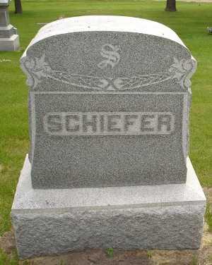 SHIEFER, FAMILY - Clinton County, Iowa   FAMILY SHIEFER