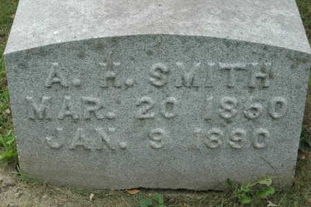 SMITH, A. HOMER - Clinton County, Iowa | A. HOMER SMITH