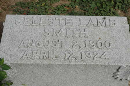 SMITH, CELESTE - Clinton County, Iowa | CELESTE SMITH