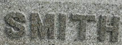 SMITH, FAMILY MONUMENT - Clinton County, Iowa | FAMILY MONUMENT SMITH