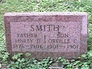 SMITH, ORVILLE C - Clinton County, Iowa | ORVILLE C SMITH