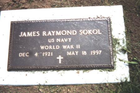 SOKOL, JAMES RAYMOND - Clinton County, Iowa   JAMES RAYMOND SOKOL