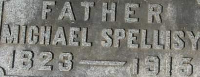 SPELLISY, MICHAEL - Clinton County, Iowa | MICHAEL SPELLISY