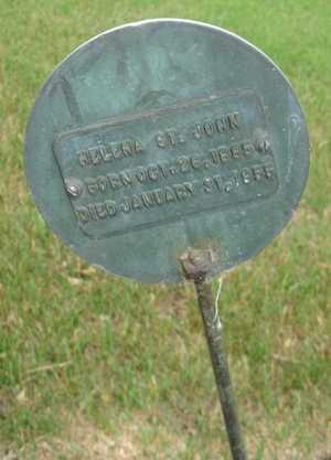 ST. JOHN, HELEN - Clinton County, Iowa | HELEN ST. JOHN