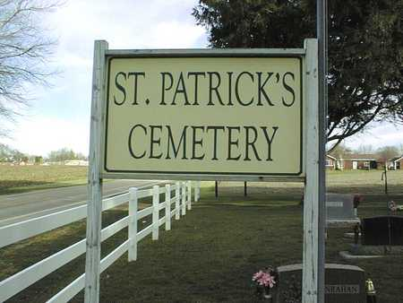 ST. PATRICK'S, CEMETERY - Clinton County, Iowa | CEMETERY ST. PATRICK'S