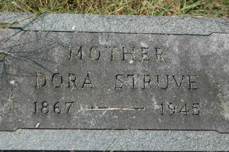 MYERS STRUVE, DORA KLINE - Clinton County, Iowa | DORA KLINE MYERS STRUVE