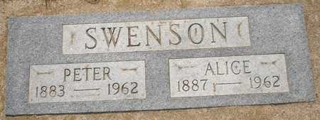 SWENSON, PETER - Clinton County, Iowa | PETER SWENSON