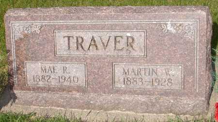 TRAVER, MARTIN W. - Clinton County, Iowa | MARTIN W. TRAVER