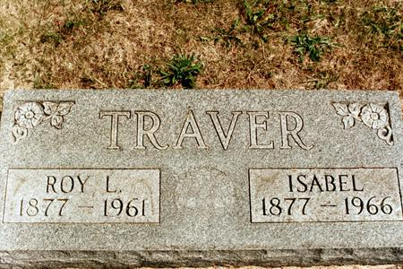 TRAVER, ISABEL - Clinton County, Iowa | ISABEL TRAVER