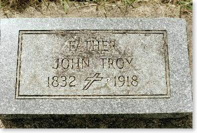 TROY, JOHN - Clinton County, Iowa | JOHN TROY