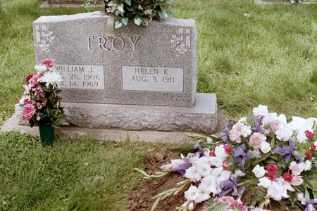 TROY, MARY HELEN - Clinton County, Iowa | MARY HELEN TROY