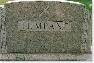 TUMPANE, FAMILY MONUMENT - Clinton County, Iowa   FAMILY MONUMENT TUMPANE
