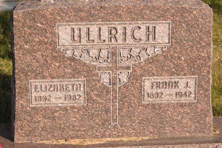 ULLRICH, ELIZABETH - Clinton County, Iowa | ELIZABETH ULLRICH