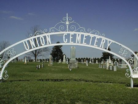 UNION, CEMETERY - Clinton County, Iowa | CEMETERY UNION
