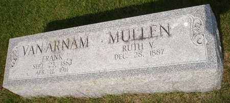MULLEN, RUTH V. - Clinton County, Iowa | RUTH V. MULLEN