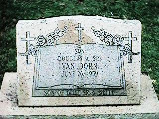 VAN DORN, DOUGLAS A. SR. - Clinton County, Iowa | DOUGLAS A. SR. VAN DORN