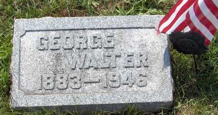 WALTER, GEORGE - Clinton County, Iowa | GEORGE WALTER