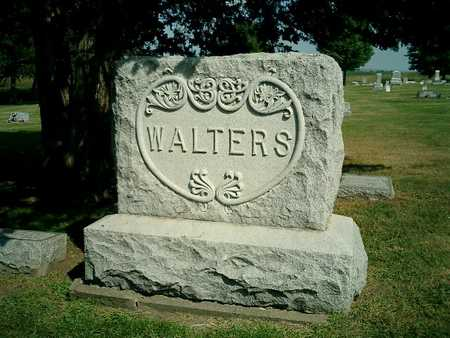 WALTERS, FREEMAN AND JENNIE - Clinton County, Iowa | FREEMAN AND JENNIE WALTERS
