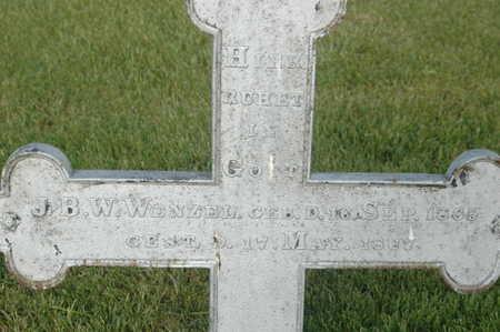 WENZEL, J.B.W. - Clinton County, Iowa | J.B.W. WENZEL
