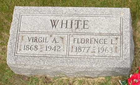 WHITE, VIRGIL A. - Clinton County, Iowa | VIRGIL A. WHITE
