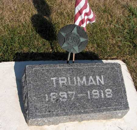 WILEY, TRUMAN - Clinton County, Iowa | TRUMAN WILEY