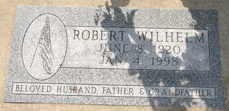 WILHELM, ROBERT - Clinton County, Iowa | ROBERT WILHELM