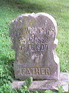 WOHNRADT, JOHN - Clinton County, Iowa | JOHN WOHNRADT
