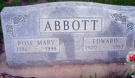 HARRINGTON ABBOTT, ROSEMARY - Crawford County, Iowa | ROSEMARY HARRINGTON ABBOTT