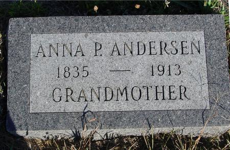 ANDERSEN, ANNA P. - Crawford County, Iowa | ANNA P. ANDERSEN