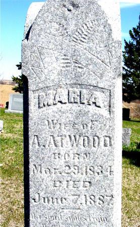 ATWOOD, MARIA - Crawford County, Iowa | MARIA ATWOOD